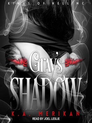 cover image of Gray's Shadow