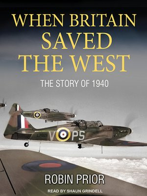 cover image of When Britain Saved the West
