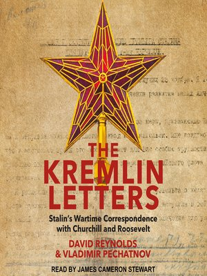 cover image of The Kremlin Letters