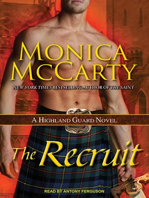 cover image of The Recruit--A Highland Guard Novel
