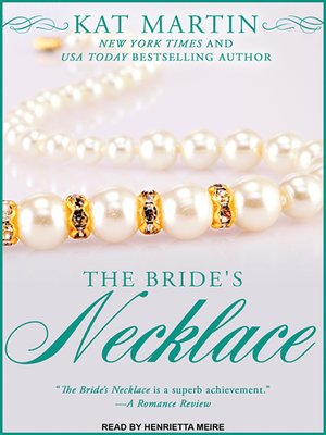 cover image of The Bride's Necklace