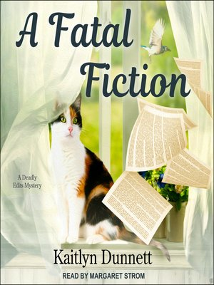 cover image of A Fatal Fiction