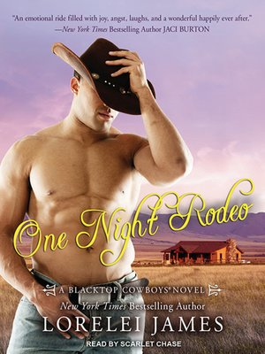 cover image of One Night Rodeo