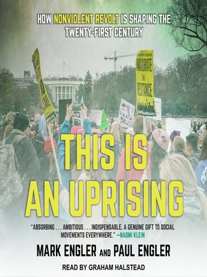 cover image of This Is an Uprising