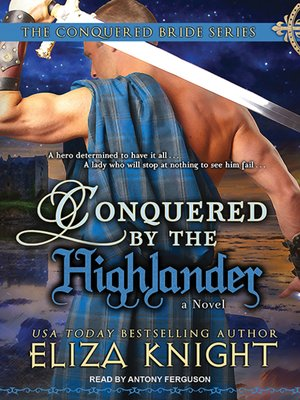 cover image of Conquered by the Highlander