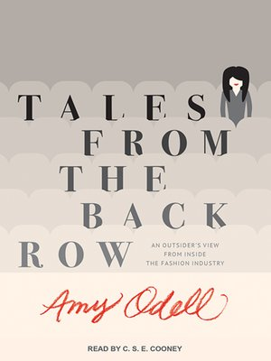 cover image of Tales from the Back Row