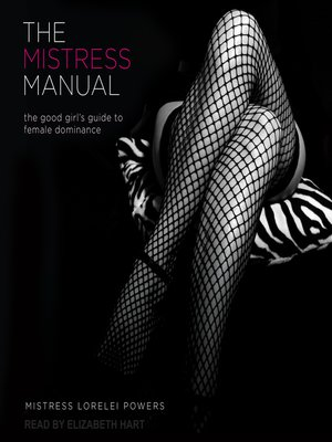 cover image of The Mistress Manual
