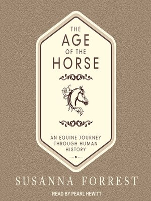 cover image of The Age of the Horse