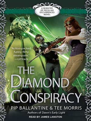 cover image of The Diamond Conspiracy