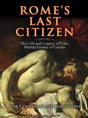 cover image of Rome's Last Citizen