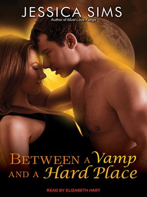 cover image of Between a Vamp and a Hard Place