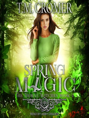 cover image of Spring Magic