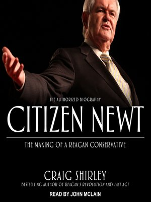 cover image of Citizen Newt