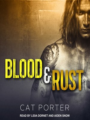 cover image of Blood & Rust