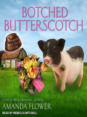 cover image of Botched Butterscotch