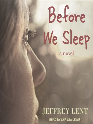 cover image of Before We Sleep