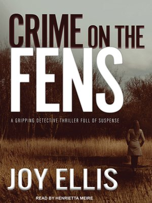 cover image of Crime on the Fens