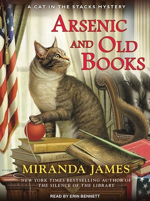 cover image of Arsenic and Old Books