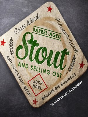 cover image of Barrel-Aged Stout and Selling Out
