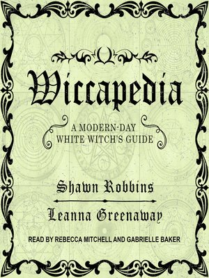 cover image of Wiccapedia