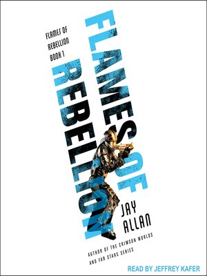 cover image of Flames of Rebellion Series, Book 1