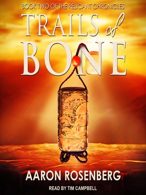 cover image of Trails of Bone