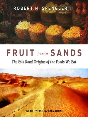 cover image of Fruit from the Sands