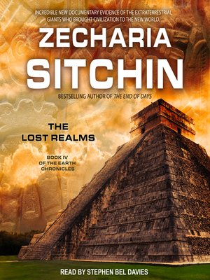cover image of The Lost Realms