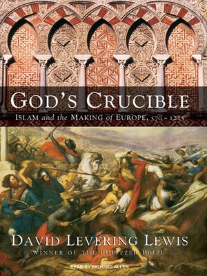 cover image of God's Crucible