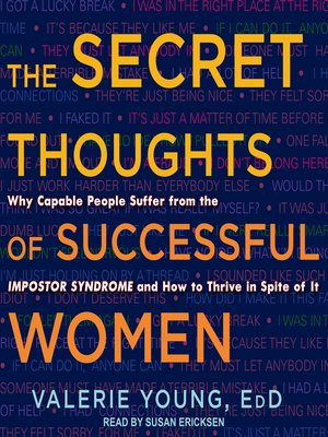 cover image of The Secret Thoughts of Successful Women
