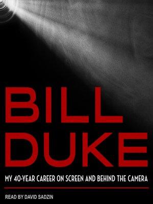 cover image of Bill Duke