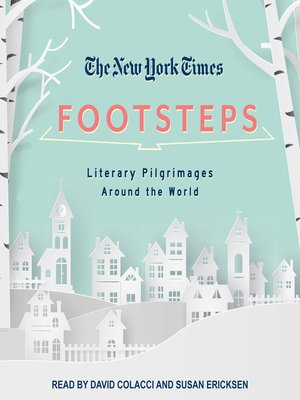 cover image of The New York Times--Footsteps