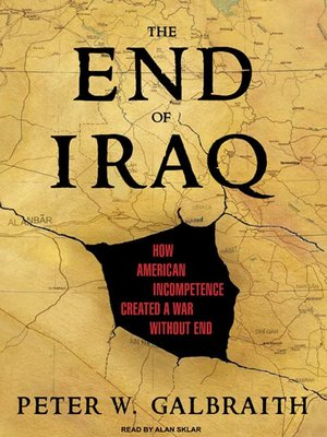 cover image of The End of Iraq
