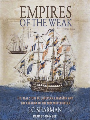 cover image of Empires of the Weak