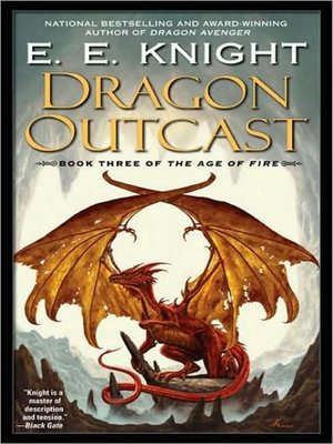 cover image of Dragon Outcast