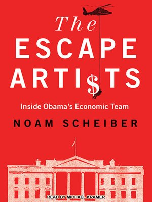 cover image of The Escape Artists
