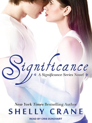cover image of Significance Series, Book 1