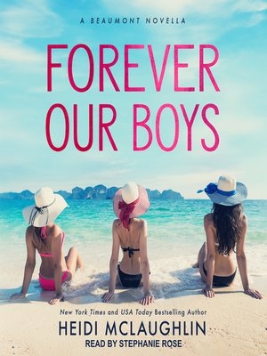 cover image of Forever Our Boys