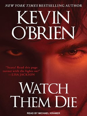 cover image of Watch Them Die