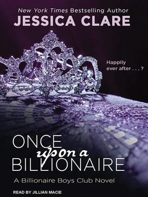 cover image of Once Upon a Billionaire
