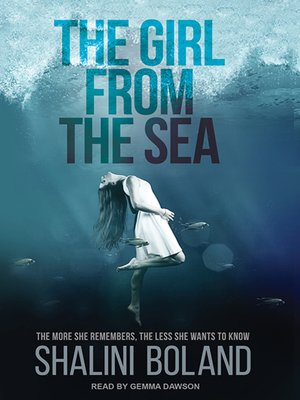 cover image of The Girl from the Sea