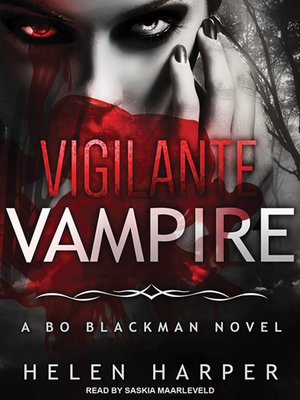 cover image of Vigilante Vampire