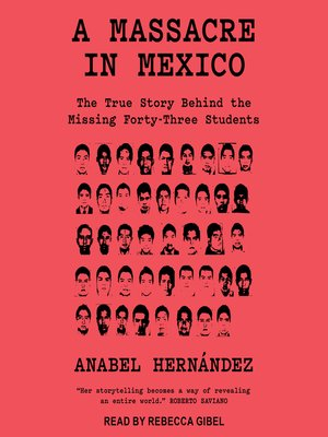 cover image of A Massacre in Mexico