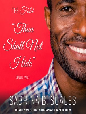 cover image of Thou Shall Not Hide