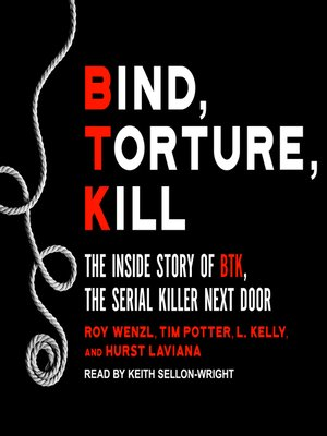 cover image of Bind, Torture, Kill