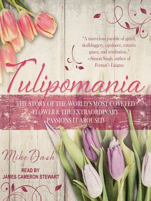 cover image of Tulipomania