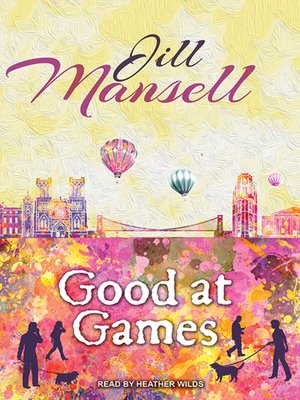 cover image of Good at Games
