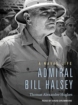 cover image of Admiral Bill Halsey