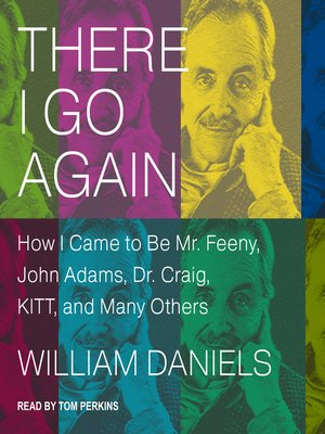 cover image of There I Go Again