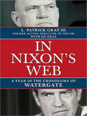 cover image of In Nixon's Web